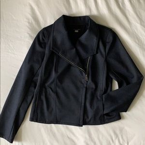 Tommy Hilfiger Navy Blue Double Breasted Blazer